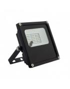 Proyectores LED de exterior